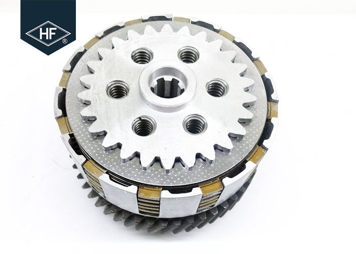 Rubber Dirt Bike Clutch Assembly , 100cc AX100 Suzuki Clutch Pedal Assembly