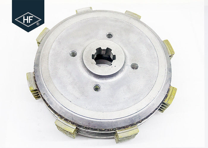 2 Wheel Aluminum Motorcycle Clutch Assembly JY110 Model 5 Pc 110cc For YAMAHA