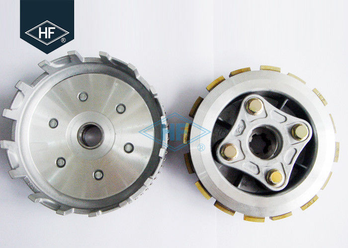Manual C100 Motorcycle Clutch Replacement , Wet Complete Clutch Kits Motorcycle