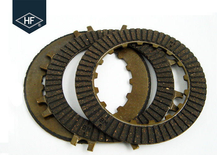 Honda C90 Motorcycle Clutch Plate Rubber Papaer Based Clutch Disc Plate For Motorcycle HF BM