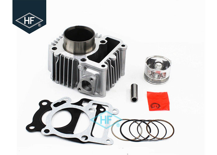 Yamaha Engine Block 4 Stroke Motorcycle Cylinder Kit Aluminum For JY110 JYM110 CRYPTON JUPITER 110
