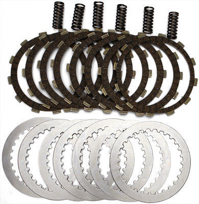 Heavy Duty Motorcycle ATV / UTV Full Clutch Kits Clutch Plate Sets 300cc - 700cc