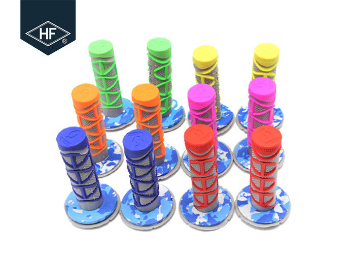 Fashion Motorcycle Modified Parts Universal 22mm Hand Grips For Dirt Bike Racing Bike